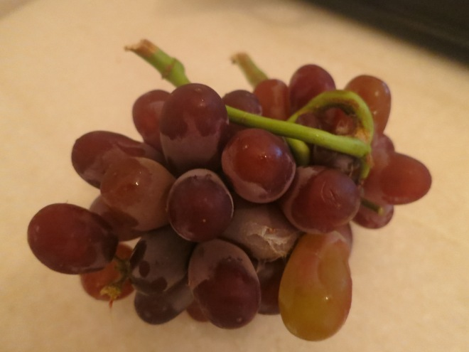 Mutant Conventionally Grown Red Grapes - sourced from Fresh Direct